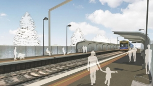 Work to begin this month on new Southland railway station